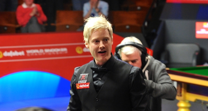ROBERTSON V LIANG FOR UK CHAMPIONSHIP GLORY