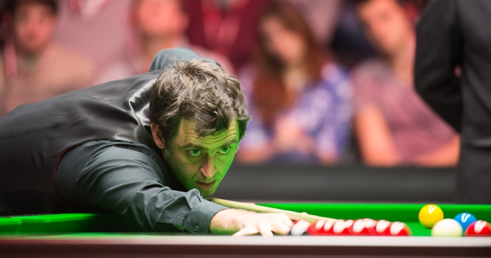 O'SULLIVAN RAISES THE BAR YET AGAIN