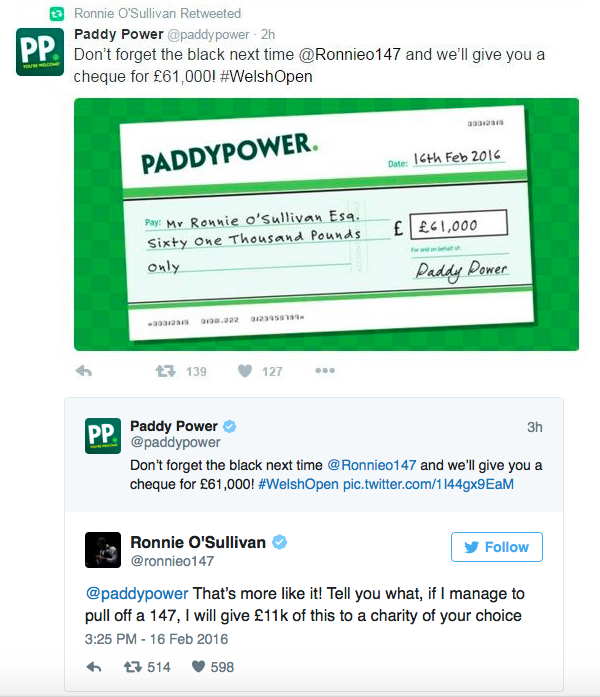 PaddyPower147Offer