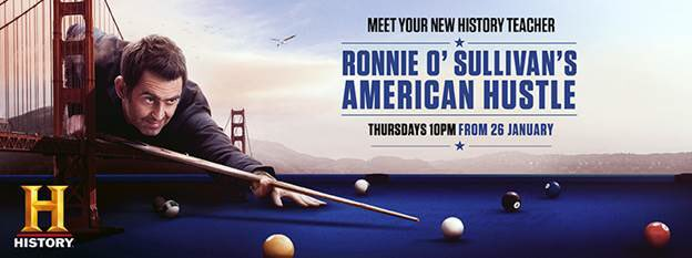 Ronnie's American Hustle – Episode 2 | Ronnie O'Sullivan