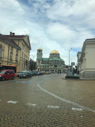 BulgariaTourDay1Sofia