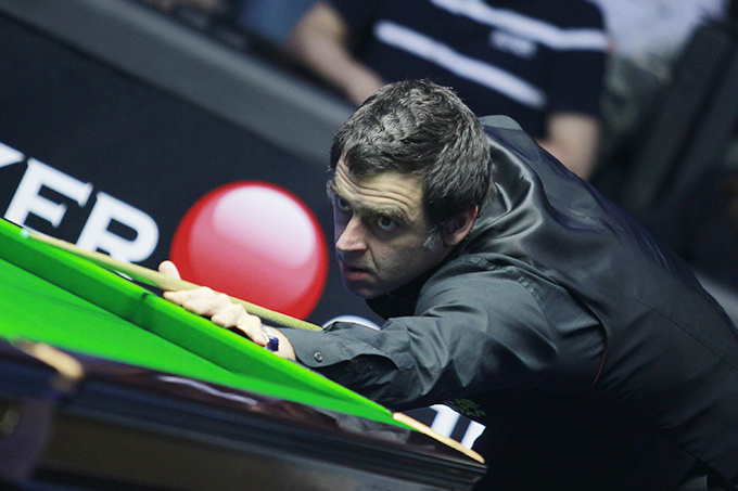 Ronnie China Open 2018