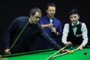 Shanghai Masters 2018 - 09.09.2018 - coaching - 1