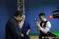 Shanghai Masters 2018 - 09.09.2018 - coaching - 11
