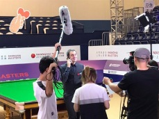 Shanghai Masters 2018 - 09.09.2018 -Opening- 4