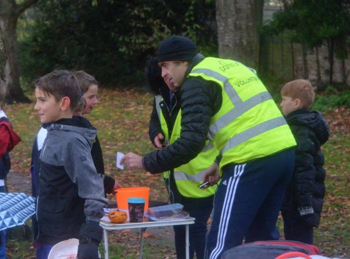 Ronnie Junior Parkrun