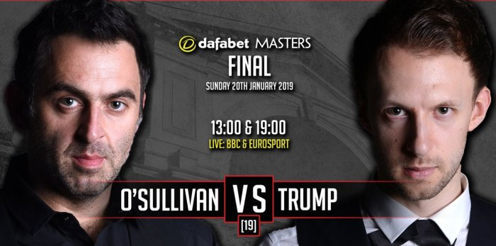Masters 2019 - before the final
