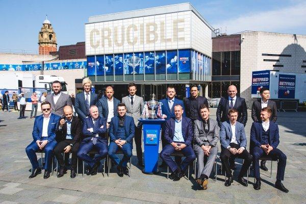 Crucible 2019 – The Press Day | Ronnie O'Sullivan