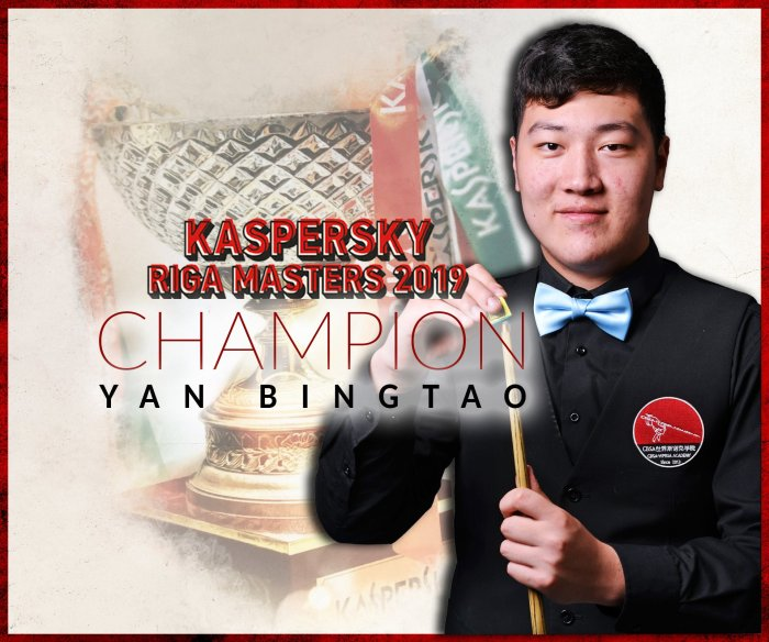 RigaMasters2019YanBingtaoWinner