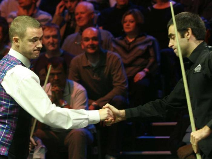 Ronnie quits UK 2006