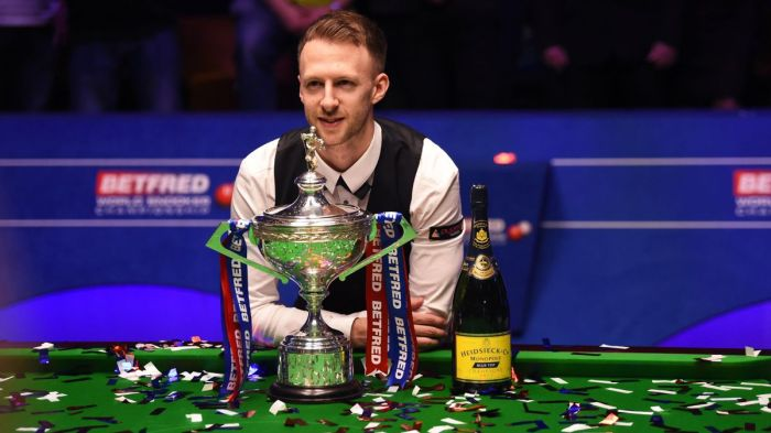 Judd Trump 2019 World