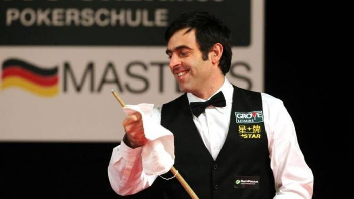 Ronnie 2012 German Masters