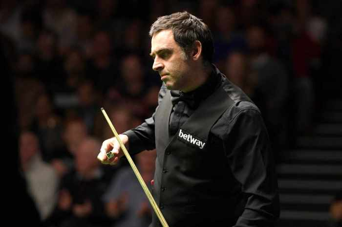 Ronnie - Betway UK Championship - Getty
