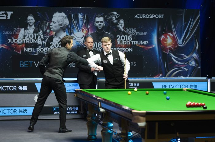 EuroMasters 2020-Ronnie-vs-Hill-!