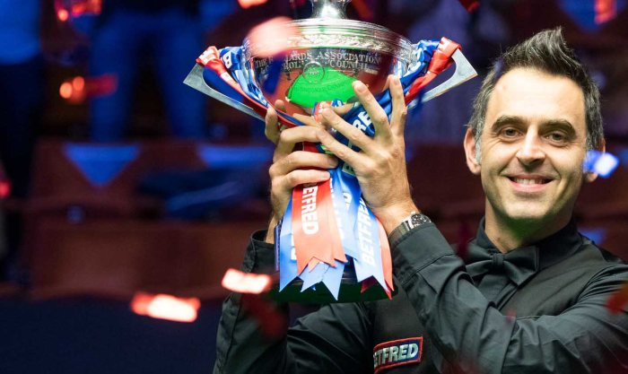 Ronnie World Champion 2020