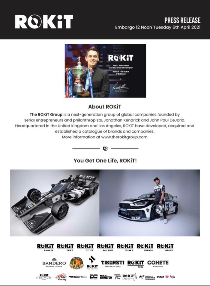 ROS ROKIT Announcement - 3