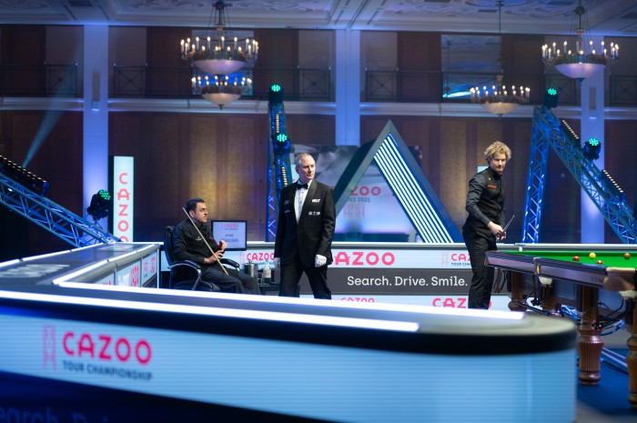 Cazoo Tour Championship (2021 Final)