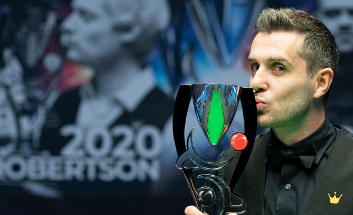 Selby 2020 European Masters