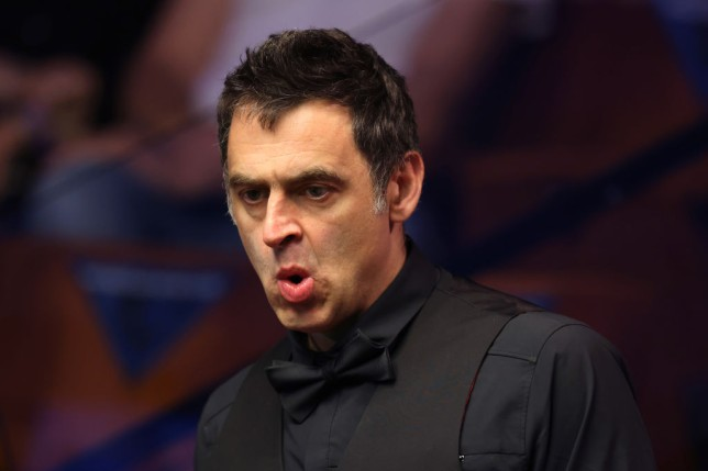 Ronnie NI Open 2021 GettyImages
