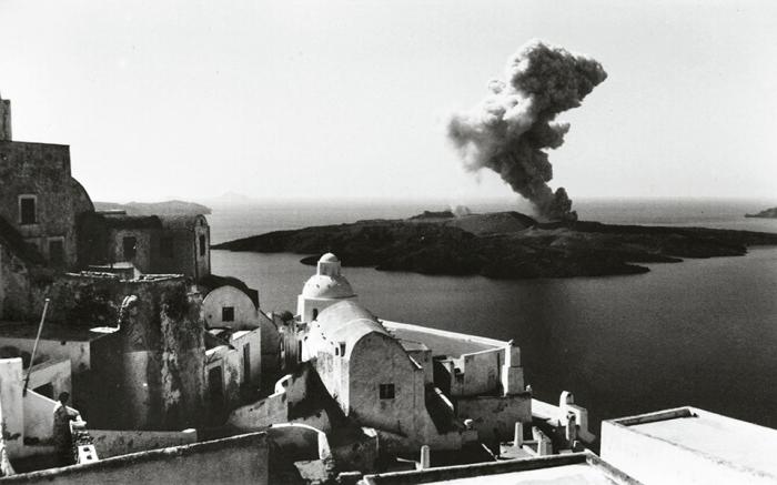 SantoriniVolcano